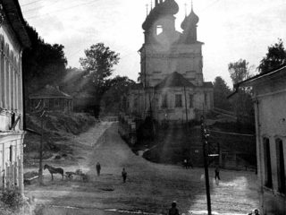 Путешествие Говарда Сохурека по Волге в 1958 году