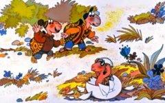Сказка про Коротышку — зеленые штанишки (1985)