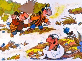 Сказка про Коротышку - зеленые штанишки (1985)