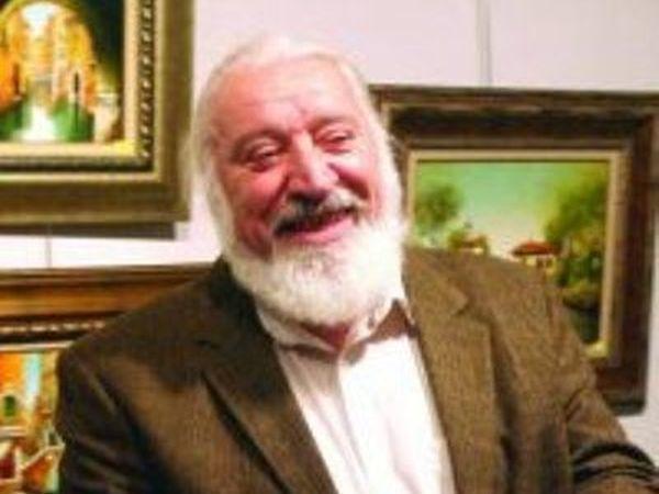 Болгарский художник Boncho Asenov