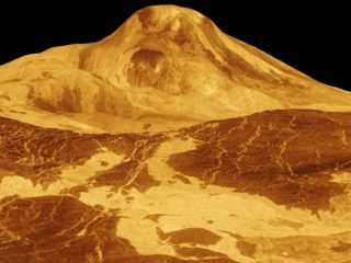 Колыбель цивилизации: 8 самых крутых вулканов Солнечной системы