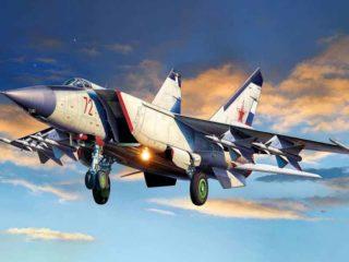 МиГ-25: непревзойденный король неба