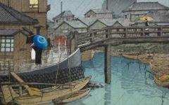 Японский художник Хасуй Кавасэ 川瀬 巴水 (1883-1957) Часть 2