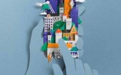 Эстонский художник Eiko Ojala и его бумажные коллажи