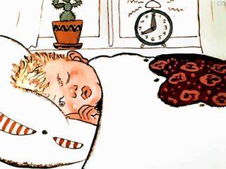 Лентяй с подушкой (1966)