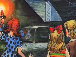 Пеппи Длинныйчулок (1990) Часть 2