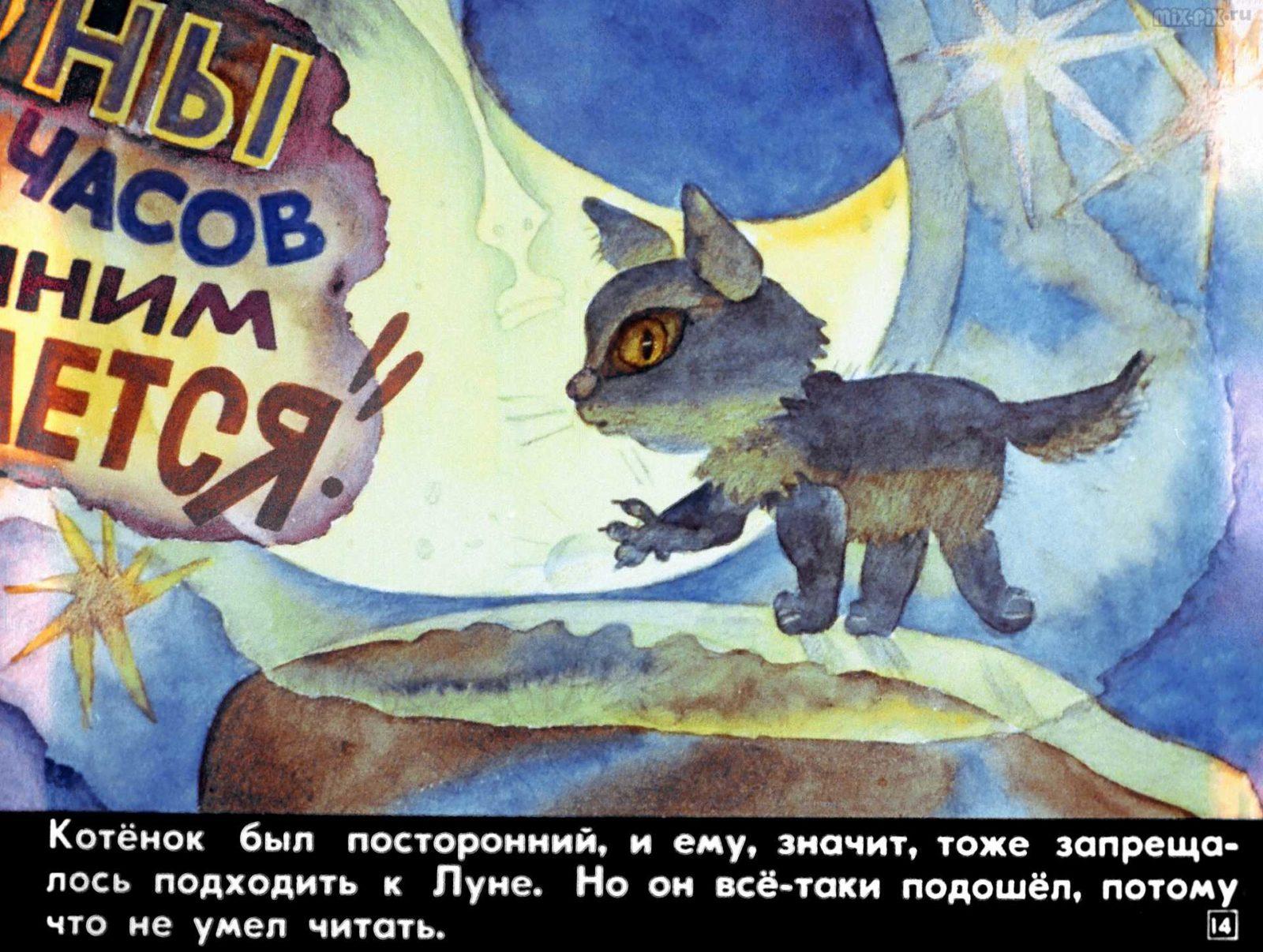 Сказка про лунный свет (1991) 34