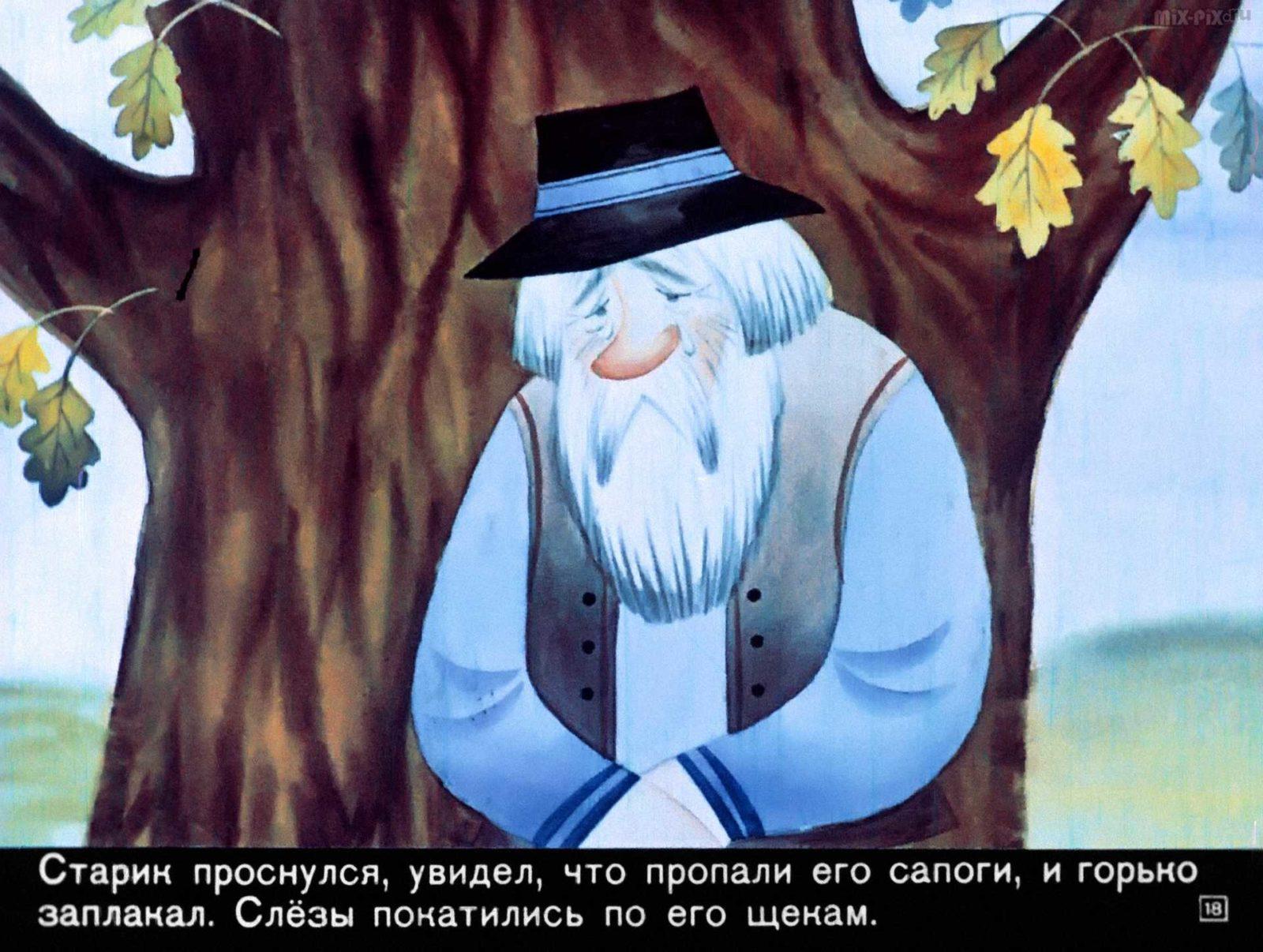 Сапожник Копытко и утка Кря (1972) 30