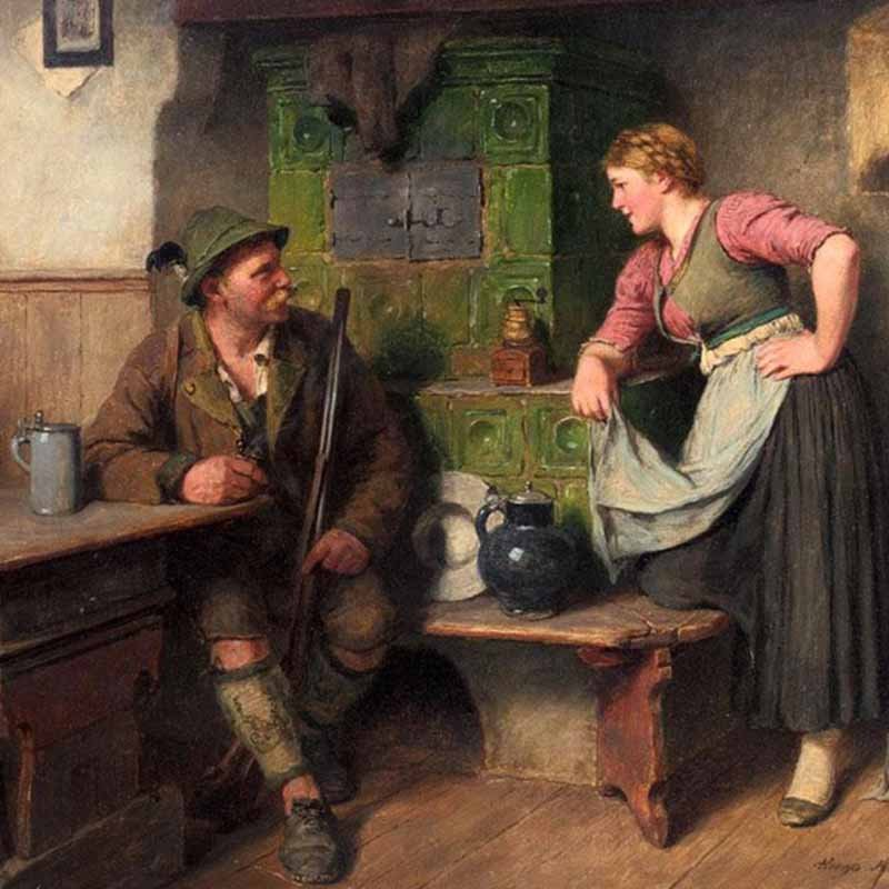 Hugo Wilhelm Kauffmann (German, 1844-1915) 39