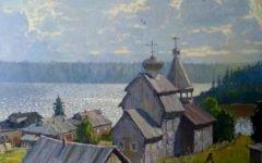 Живопись Евгения Муковнина