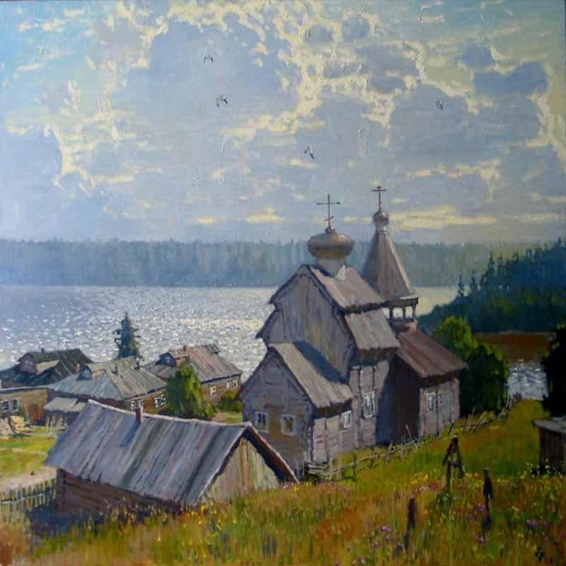 Живопись Евгения Муковнина 50