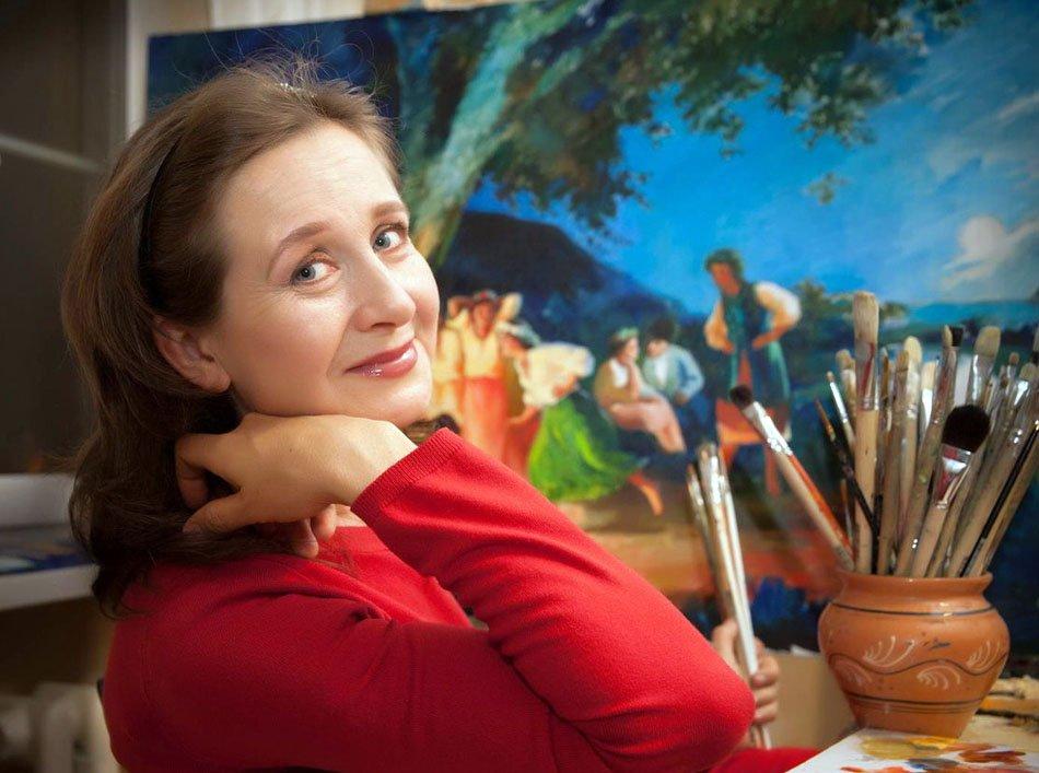 Симонова Ольга Георгиевна