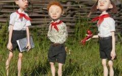 Кукольный мир Жанны Жуминой