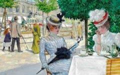 Датский художник Фишер Пауль Густав | Paul Gustav Fischer (1860-1934) Часть 2