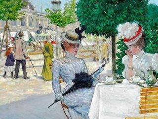 Датский художник Фишер Пауль Густав   Paul Gustav Fischer (1860-1934) Часть 2