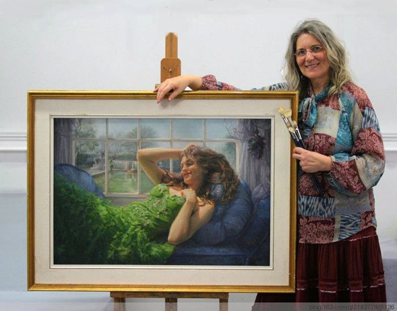 Художник Helene Beland 65
