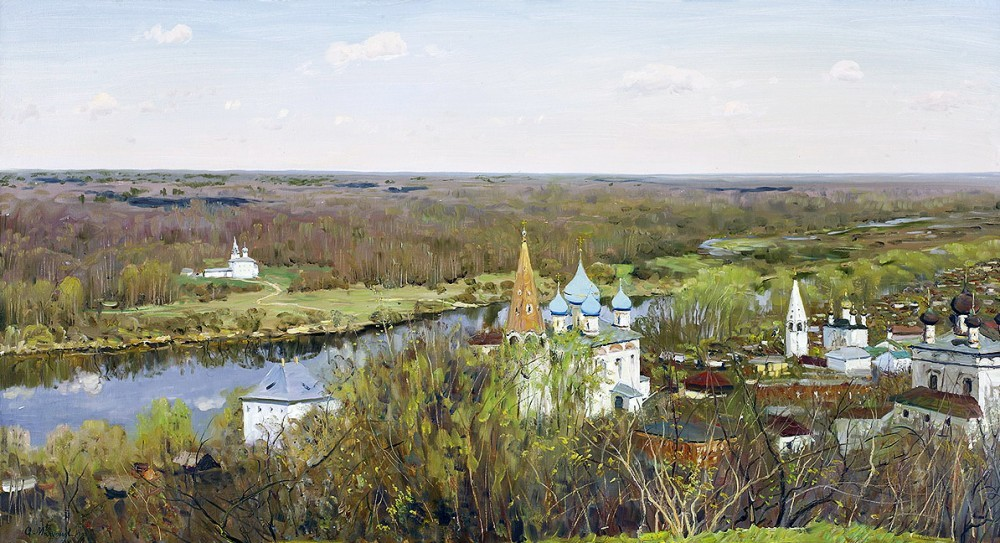Художник Молчанов Олег Иванович | Запах лета 26