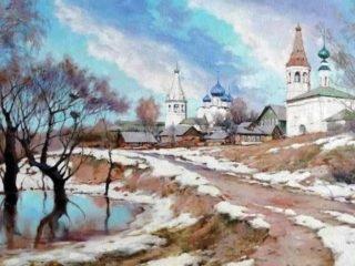Художник Наталья Головина. Часть 2