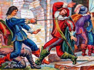 Три мушкетера (1990) Часть 1