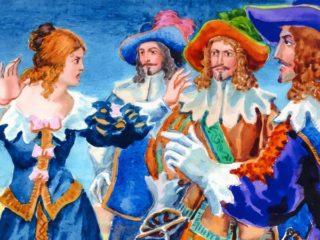 Три мушкетера (1990) Часть 4